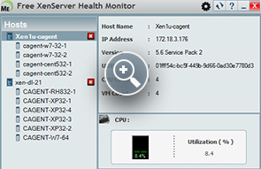XenServer Monitoring - ManageEngine Free Tools