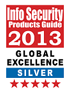 Info Security's 2013 Global Excellence Awards - Silver Winner