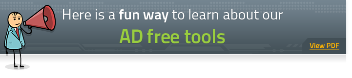 Free Active Directory Tools