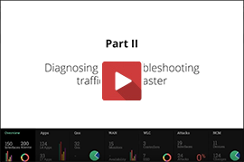 Diagnosing and troubleshooting traffic issues faster: NetFlow Analyzer training Part II