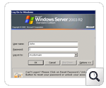 Self service password Windows GINA/Credential Provider